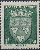 France 1942 Coat of Arms (Semi-Postal Stamps) c