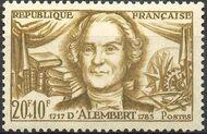 France 1959 Famous People c