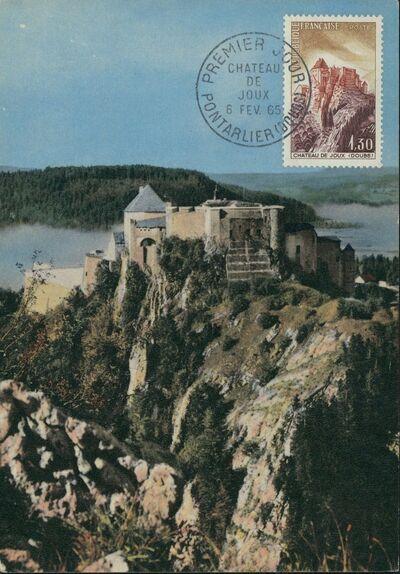 France 1965 Tourism MCb