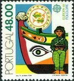 Portugal 1981 Europa b