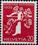 Switzerland 1939 National Exposition of 1939 c