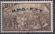 Trieste-Zone A 1948 Centenary of the uprisings of 1848-49 e