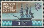 British Virgin Islands 1970 Ships e