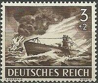Germany-Third Reich 1943 Armed Forces and Heroes Day a