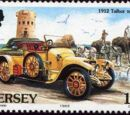Jersey 1989 Vintage Cars
