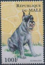 Mali 1997 Dogs c