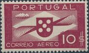 Portugal 1936 Symbol of Aviation (Air Post Stamps) e