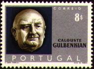 Portugal 1965 Calouste Gulbenkian b