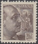 Spain 1939 General Franco - 1st Group i
