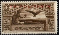 Tripolitania 1930 2000th Anniversary of the Birth of Roman Poet Vergil l