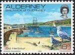 Alderney 1983 Island Scenes l
