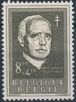 Belgium 1955 Surtax for Anti-tuberculosis Works g