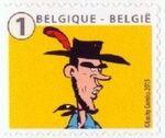 Belgium 2015 Lucky Luke g