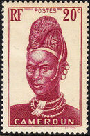 Cameroon 1939 Pictorials g