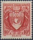 France 1941 Coat of Arms (Semi-Postal Stamps) l