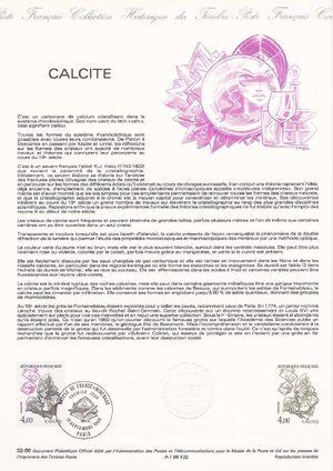 France 1986 Minerals FOLc