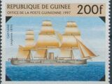 Guinea 1997 19th Century Warships