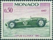 Monaco 1967 Automobiles j