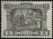 Portugal 1898 400th Anniversary of Discovering the Seaway to India (Postage Due Stamps) a