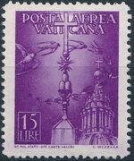 Vatican City 1947 Definitives (Air Post Stamps) d