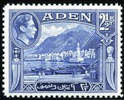 Aden 1939 Scenes - Definitives g