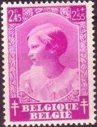 Belgium 1937 Princess Joséphine-Charlotte h