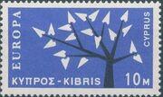 Cyprus 1963 EUROPA - CEPT a
