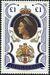 Gibraltar 1977 25th Anniversary of Queen Elizabeth Regency b