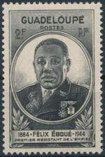 Guadeloupe 1945 Felix Eboue a