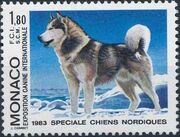 Monaco 1983 International Dog Show, Monte Carlo a