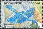 Mozambique 2002 Dinosaurs m