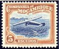 Mozambique Company 1935 Inauguration of the Airmail (2nd Issue) m.jpg