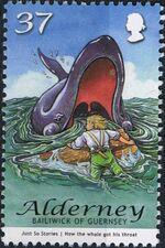 Alderney 2007 Rudyard Kipling's Just So Stories b