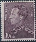 Belgium 1936 King Leopold III (1st Group) f
