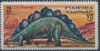 Fujeira 1968 Dinosaurs d