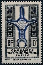Ghadames 1949 Cross of Agadem d