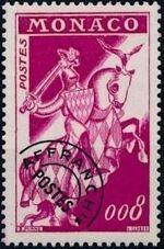 Monaco 1960 Knight a