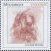 Mozambique 2002 The Wonderful World of Dogs c