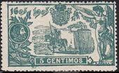 Spain 1905 Don Quixote Issue a