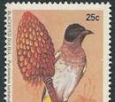 Zimbabwe 1992 Birds of Zimbabwe