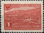 Albania 1945 Landscapes e