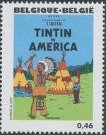 Belgium 2007 Tintin book covers translated c