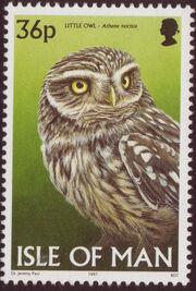 Isle of man 1997 Owls d