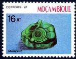Mozambique 1987 Minerals of Mozambique (2nd Group) d