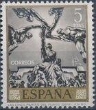 Spain 1966 Painters - José Maria Sert i