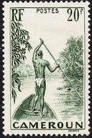 Cameroon 1939 Pictorials zc