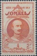 French Somali Coast 1938 Definitives r