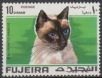 Fujeira 1967 Cats a