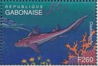 Gabon 1995 Prehistoric Wildlife zj