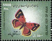 Iran 2005 Butterflies c